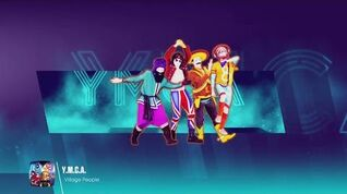 Just Dance 2018 (Unlimited) Y.M.C.A.