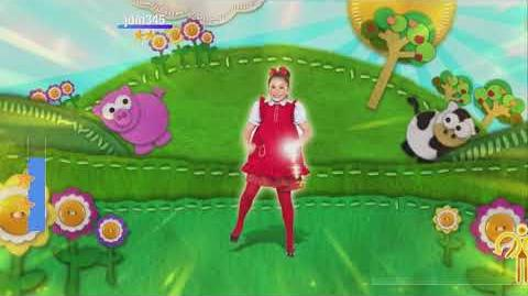Mary Had a Little Lamb - Just Dance 2019