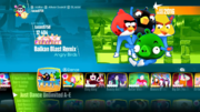 Angrybirds jd2018 menu