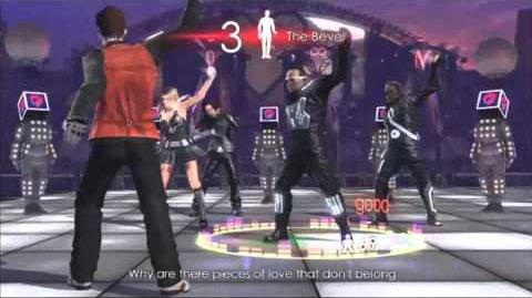 Black Eyed Peas Experience Where is the Love Routine