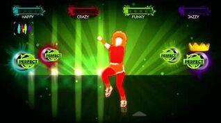 Fame - Just Dance 3 Gameplay Teaser (US)