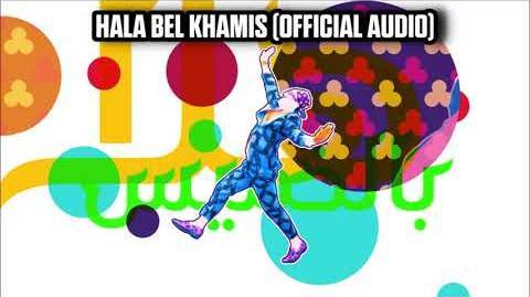 Hala Bel Khamis (Official Audio) - Just Dance Music