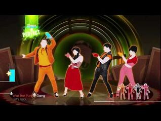 Just Dance -Unlimited 4- 2017• Jailhouse Rock Elvis Presley -CLASSIC-