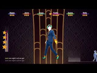 Just Dance 2019- A Little Party Never Killed Nobody (All We Got ) 6 - players 5 - stars