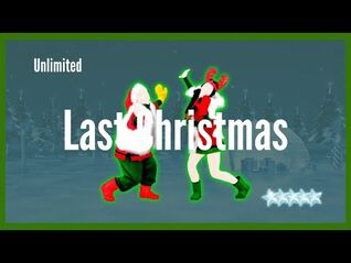 Just Dance 2021 (Unlimited) - Last Christmas