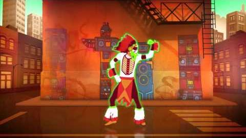 Just Dance 3 - Apache (Jump On It) by The Sugarhill Gang