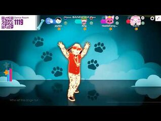Just Dance Now - The Sunlight Shakers - Who Let The Dogs Out - by We Love Just Dance