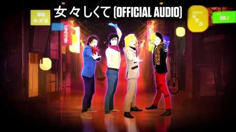 女々しくて (Memeshikute) (Official Audio) - Just Dance Music