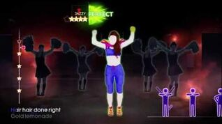Hot For Me - Just Dance 4 (Xbox 360)