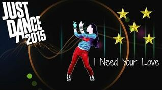 Just Dance® 2015 - I Need Your Love - 5 Stars* - (DLC)