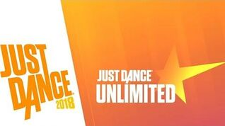 Just Dance® 2018 (Unlimited) - Songlist