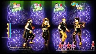 Just Dance 2017 Scream And Shout 5 stars superstar Wii
