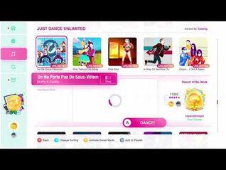 Just Dance 2020 (Unlimited) On Ne Porte Pas De Sous-Vêtements 5*'s Gameplay