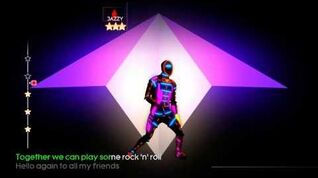 Just Dance 4 - Rock N' Roll (Will Take You to the Mountain) - Skrillex - All Perfects!