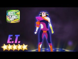 Just Dance Now - E.T