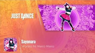 Sayonara - Just Dance 2018