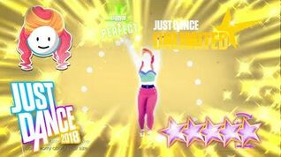 """Just Dance 2018 Unlimited """"All About That Bass"""" Meghan Trainor MEGASTAR"""
