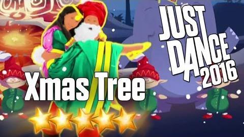 XMas Tree - Just Dance 2016