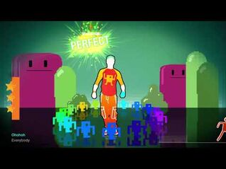 Just Dance 2019 (Unlimited) Move Your Feet
