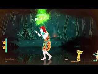 Just Dance 2020- Studio Musicians - Jungle Boogie (MEGASTAR)