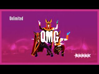Just Dance 2021 (Unlimited) - OMG