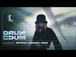 K-DA - DRUM GO DUM ft