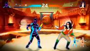 RockVsLaVidaDUEL jd4 gameplay 2