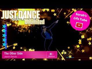 The Other Side, Jason Derulo - SUPERSTAR - Gameplay - Just Dance 2014 -PS5-