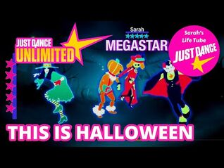 This Is Halloween, Danny Elfman - MEGASTAR, 3-3 GOLD - P3 - Just Dance 3 Unlimited -PS5-