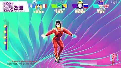 Fire On The Dancefloor - Just Dance Now