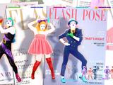 Flash Pose