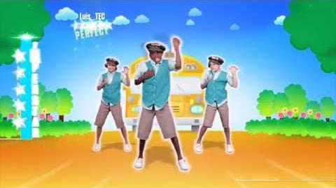 Wheels on The Bus - Just Dance 2017