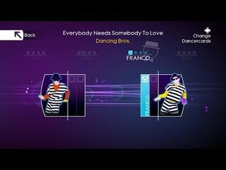 Everybody Needs Somebody To Love - 5 Stars - Just Dance 4