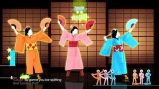 Hey Mama Geisha Version - David Guetta ft