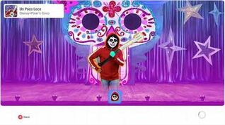 Just Dance 2020 Kids Mode Un Poco Loco (From Disney's Coco) Rainbow Stars Gameplay