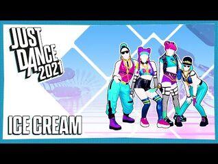 Just Dance 2021 - Ice Cream