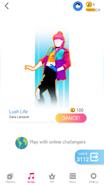 Lush jdnow coachmenu phone 2020