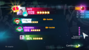 Macarena jd2015 score