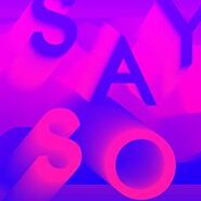 Sayso cover albumbkg