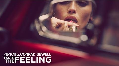 Taste The Feeling by Avicii vs