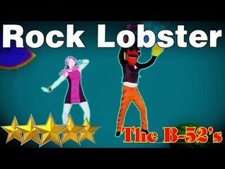 🌟 Just Dance 4- Rock Lobster - TheB-52's 🌟