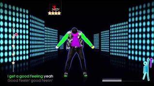 Good Feeling (Just Dance 4) *5