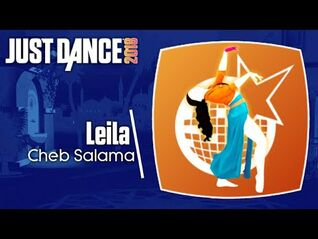 Just Dance 2018 (Unlimited)- Leila