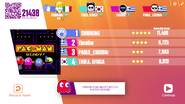 Pacman jdnow score