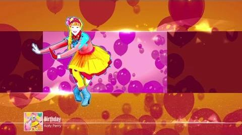 Birthday - Just Dance 2017