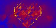 Heartbeat banner bkg