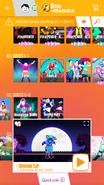 Ninjakids jdnow menu phone 2017