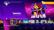 Spectronizerquat jd2018 menu