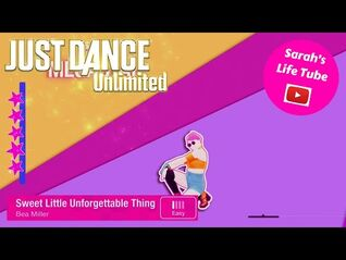 Sweet Little Unforgettable Thing - Just Dance 2021