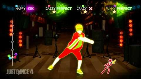 Baby Girl - Just Dance 4 Gameplay Teaser (US)
